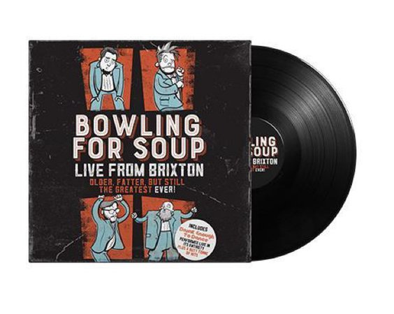 bowling for soup record