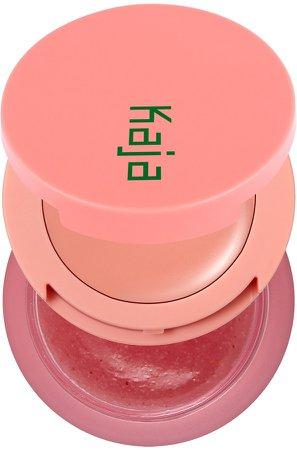 Strawberry Rose Balmy Bento Lip Balm + Scrub