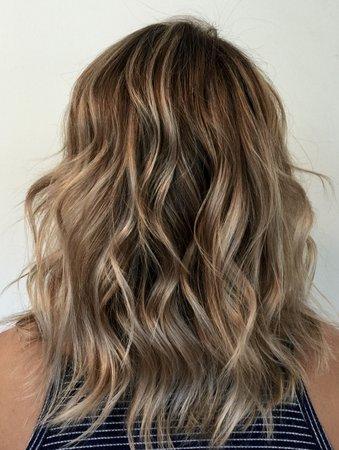 Short Dirty Blonde Hair