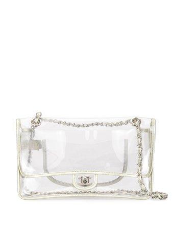 Chanel Pre-Owned CC turn-lock Shoulder Bag - Farfetch