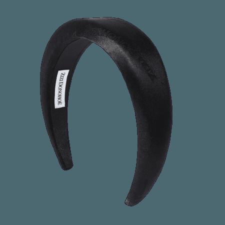 Portia Headband in Black