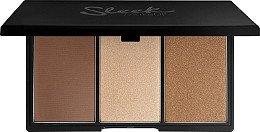 Sleek MakeUP Face Form Contouring and Blush Palette