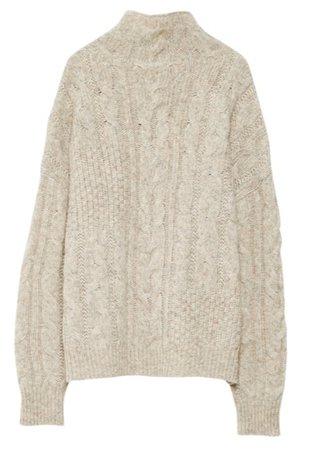 cabel knit