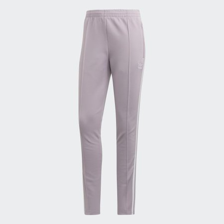 adidas SST Track Pants - Purple | adidas US