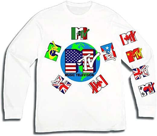 MTV Long Sleeve Shirt