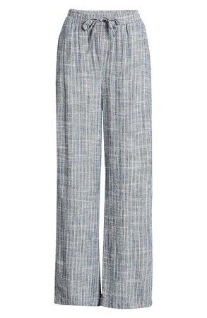 Splendid Mead Wide Leg Pants   grey