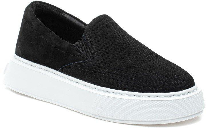 Delia Perforated Sneaker