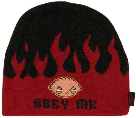 Family Guy Obey Me Beanie