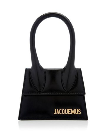 Jacquemus Le Chiquito Mini Bag in Black - Lyst