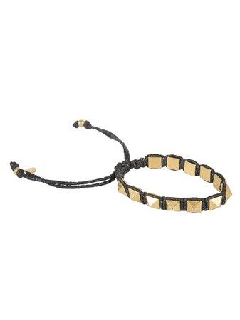 Valentino Garavani Pyramid Studded Bracelet
