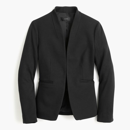 J.Crew: Going-out Blazer In Stretch Twill For Women