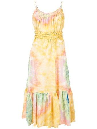 Rhode Resort Lea Tie Dye Dress - Farfetch