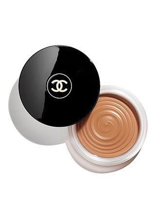 CHANEL HEALTHY GLOW BRONZING CREAM ~ Cream-Gel Bronzer For A Healthy, Sun-Kissed Glow - Harvey Nichols