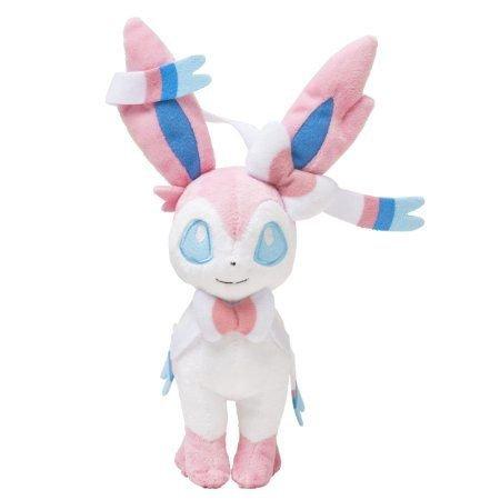 """Pokemon Center Sylveon/Nymphia 10"""" Plush Doll"""
