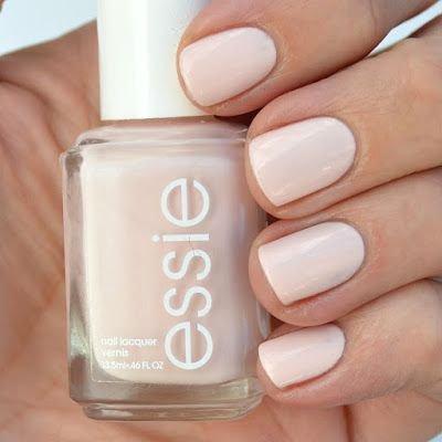 PINTEREST - Soft pink nail