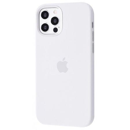 """Silicone Case IPhone 12/12 Pro White — в Категории """"Чехлы для Телефонов, Mp3 Плееров"""" на Bigl.ua (1334588426)"""