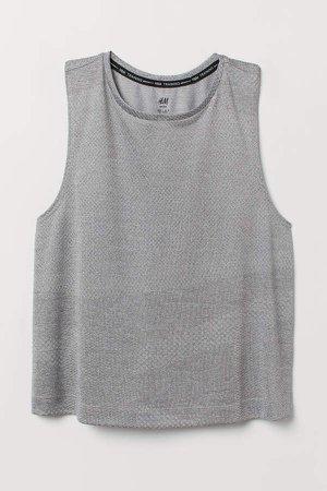 Sports Tank Top - Gray