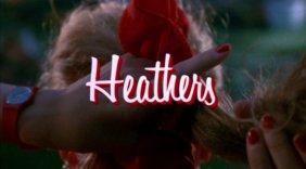 heathers title scene