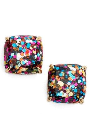 kate spade new york mini small square stud earrings | Nordstrom