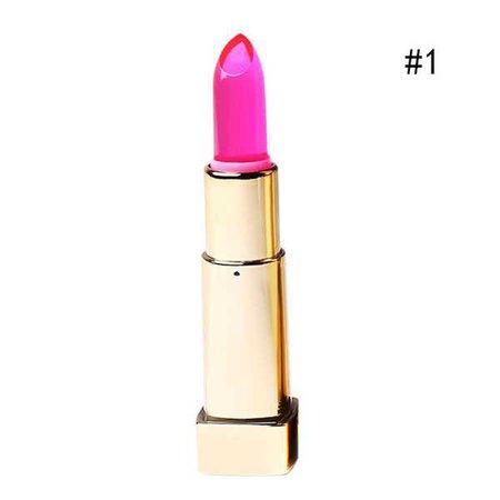 Hot-Pink Jelly Lipstick