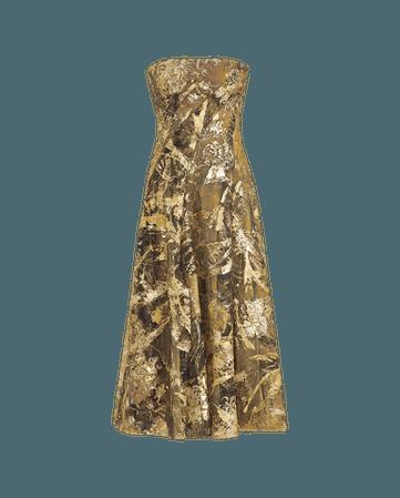 Ralph Lauren Staten Evening Gown
