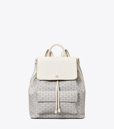 Women's Designer Backpacks & Bookbags in Leather & Nylon | Tory Burch
