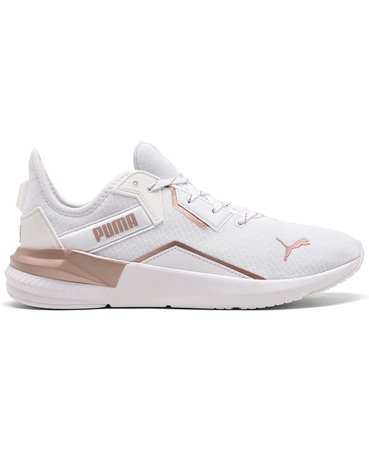 Puma Women's Platinum Cross Training Sneakers from Finish Line & Reviews - Finish Line Athletic Sneakers - Shoes - Macy's