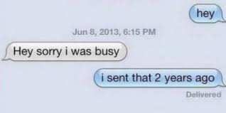 text message saying sorry I was sleeping - Google Search