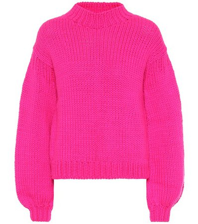 Rhea wool sweater