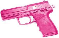Pink Hello Kitty Gun pistol