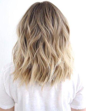 medium pale blonde hair back – Google Søgning