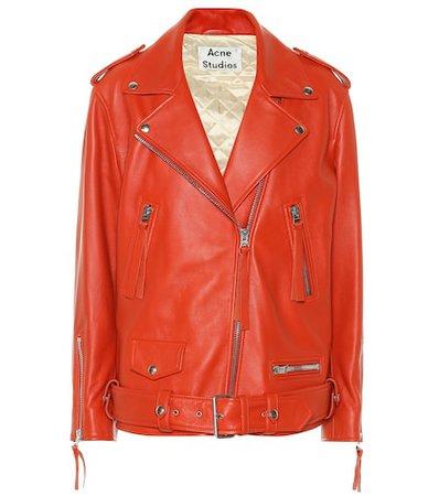 New Myrtle leather jacket