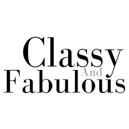 classy and fabulous - Google Search