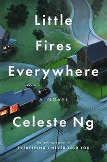 Little Fires Everywhere (novel) - Wikipedia