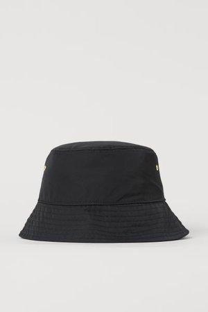 Bucket Hat - Black - Ladies | H&M US