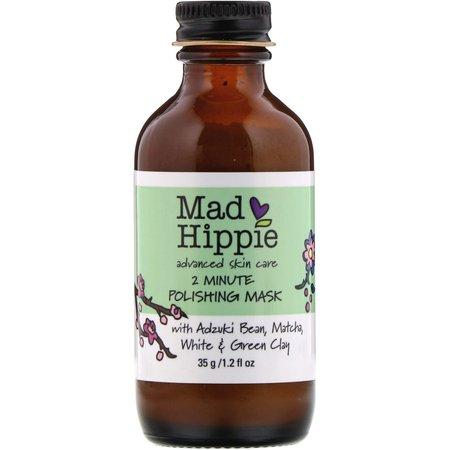 Mad Hippie Skin Care Products, 2 Minute Polishing Mask, 1.2 oz (35 g) - iHerb.com