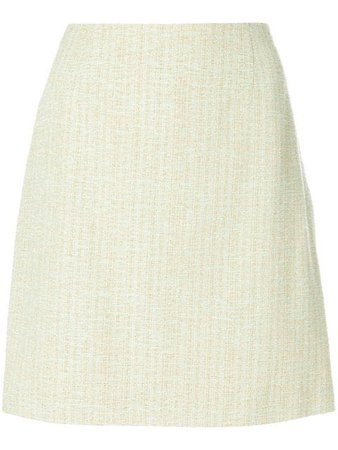 Moschino Vintage a-line skirt
