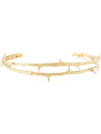 Wouters & Hendrix Gold Thorn Bracelet