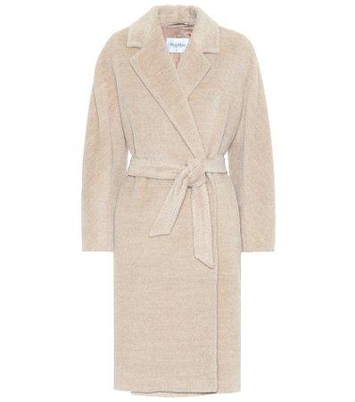 Cippo alpaca and wool coat