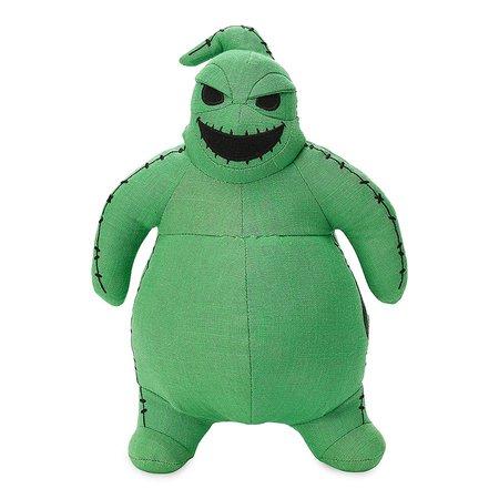 Amazon.com: Disney Oogie Boogie Plush - Tim Burton's The Nightmare Before Christmas - Small - 11 Inch: Toys & Games