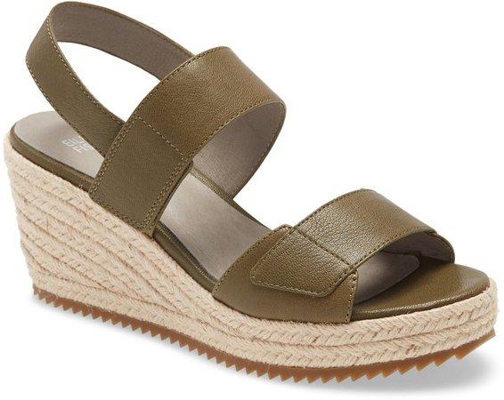 Winnie Espadrille Wedge Sandal