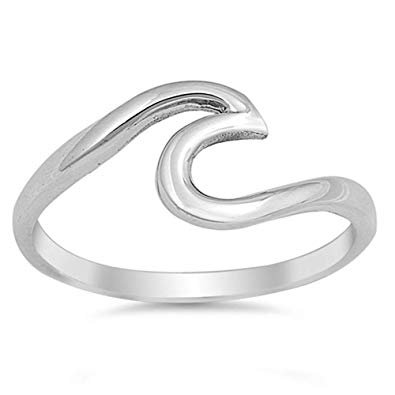 wave ring - Google Search