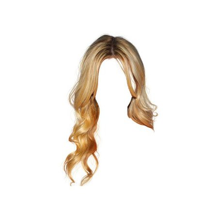doll hair png