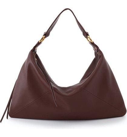Paulette Leather Shoulder Handbag | Nordstrom