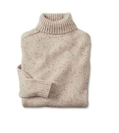 folded sweater
