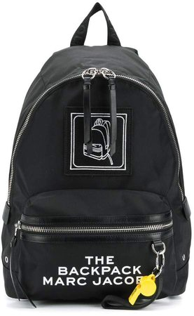 large zipped backpack