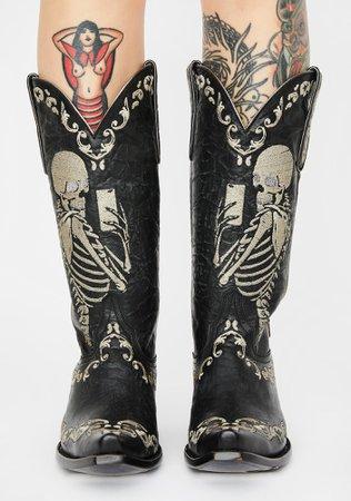 OLD GRINGO Selfie Cowboy Boots | Dolls Kill