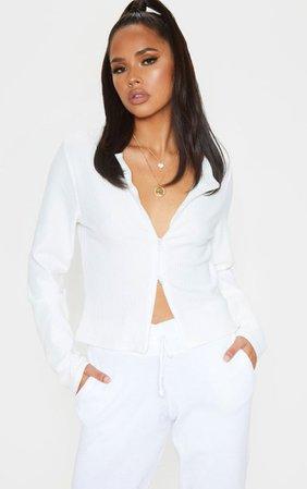 Long Sleeve Tops | Long Sleeve Blouse | PrettyLittleThing