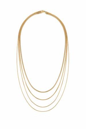 Multi Chain Necklace - Fernando Jorge
