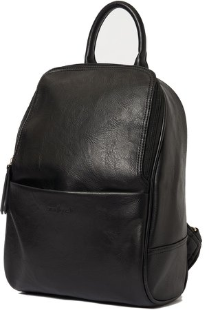 Vegan Leather Ziggy Backpack